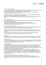 wally class rules - 6