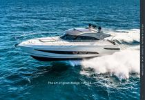 Riviera 4800 Sport Yacht Series II Platinum Edition - 5