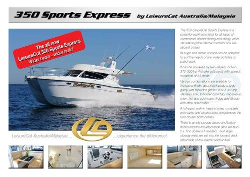 350 Sports Express