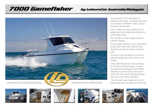 7000 Gamefisher