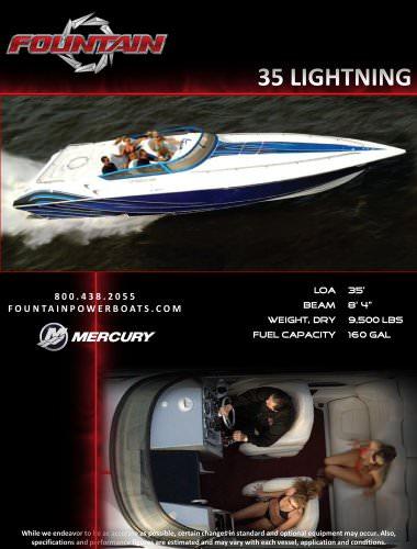 35 lightning
