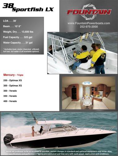38 Sportfish Luxury Edition