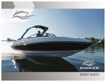 2017 Rinker Sport Boats