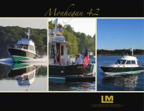 Monhegan 42 Brochure