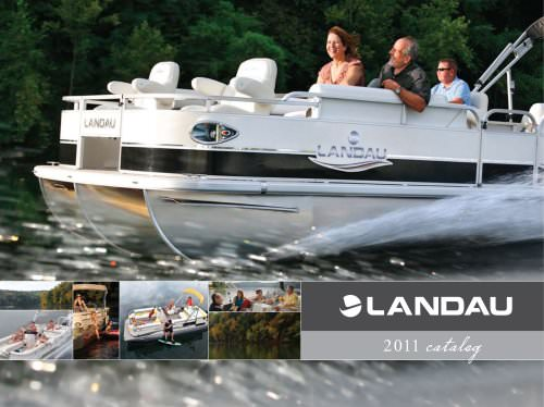 Landau boats catalog 2011