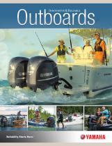 Yamaha Outboards 2015 Catalog