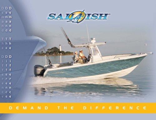 SAIL FISH CATALOG 2011