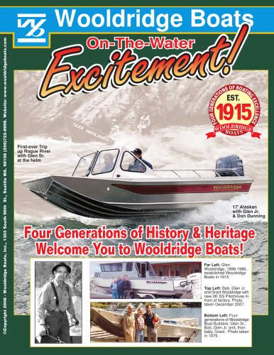 Wooldridge Boats Brochure