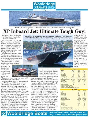 XP Inboard/ Sportjet