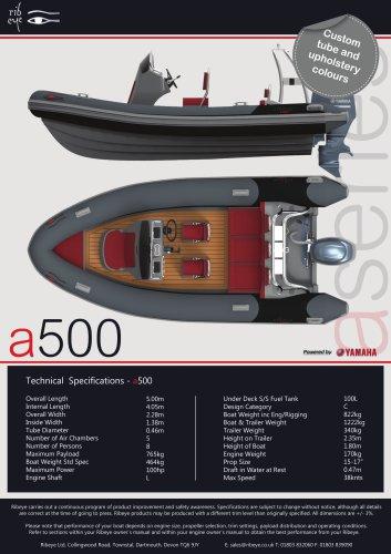 A 500