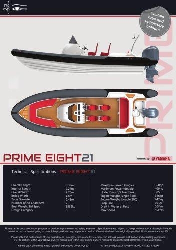 PRIME EIGHT21