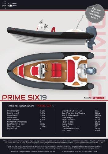 PRIME SIX19