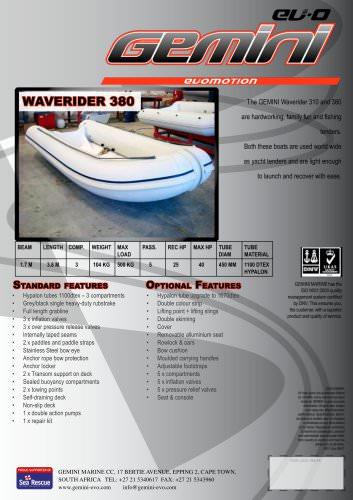 Waverider 380