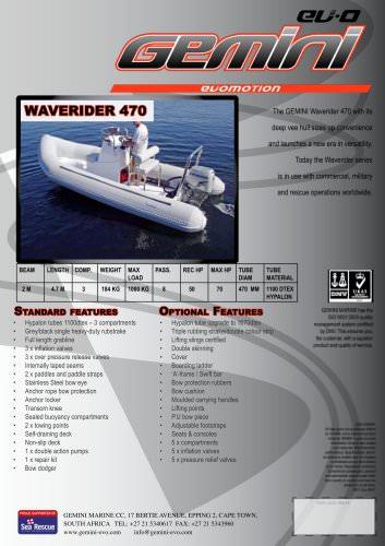 waverider 470