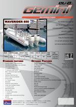 waverider 850