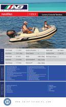 Nautilus Line catalogue - 1