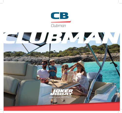 Clubman A range designed for all