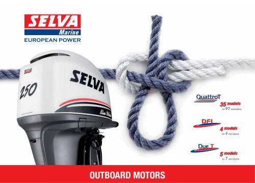 Outboard Motors General Catalogue 2013