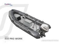 Fibreglass boat Pro Fish Line, Pro Work Line - 12
