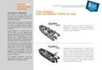 Fibreglass boat Pro Fish Line, Pro Work Line - 2