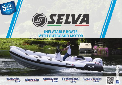 Inflatable Boats With Outboard Motor
