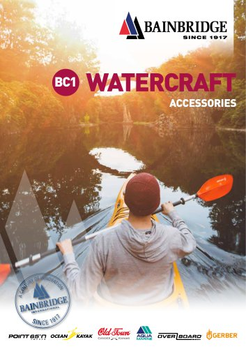 BC1 Watercraft Catalogue