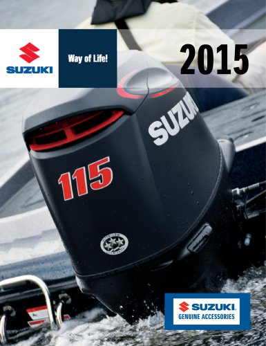 2015 Marine Parts & Accessories Catalog