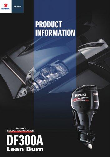 Suzuki DF300AP SMC