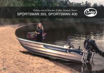 SPORTSMAN 355, SPORTSMAN 400