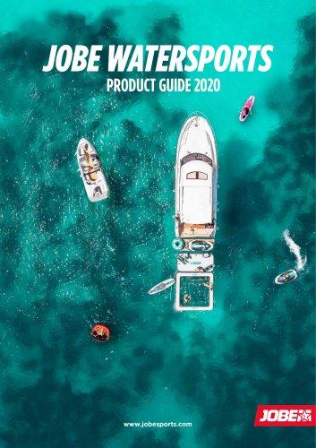 Jobe Sports 2020 Watersports Guide
