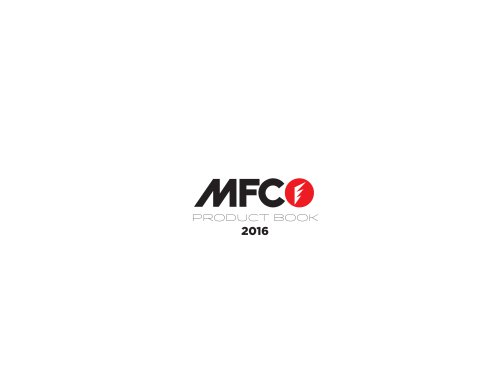 MFC PRODUCT BOOK WS