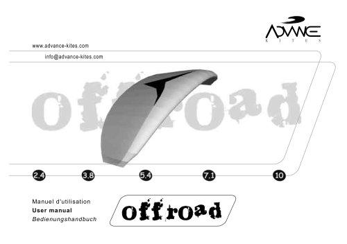 Offroad User manual