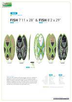 """FISH 8'2 x 29"""""""
