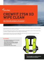 CREWFIT 275N XD WIPE CLEAN
