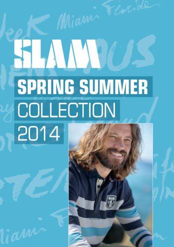 Slam catalogue 2014