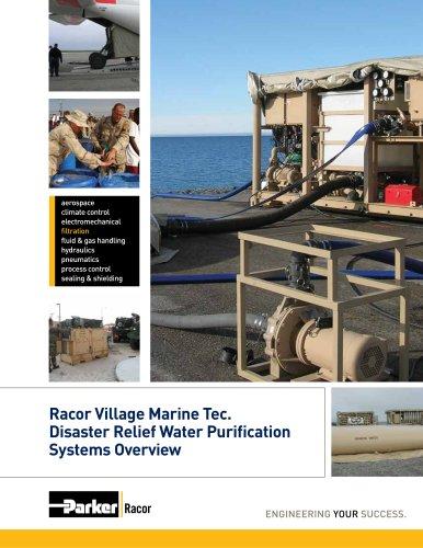 Disaster Refief EUWP Brochure