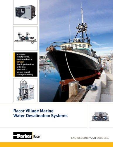 Racor Village Marine Watermakers