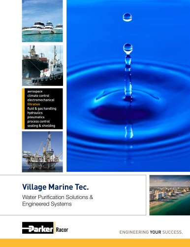 Water Purification Solutions & Engineered solutions