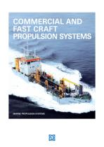COMMERCIAL AND FAST CRAFT PROPULSION SYSTEMS - 1