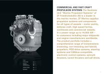 COMMERCIAL AND FAST CRAFT PROPULSION SYSTEMS - 2