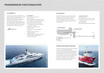 COMMERCIAL AND FAST CRAFT PROPULSION SYSTEMS - 5
