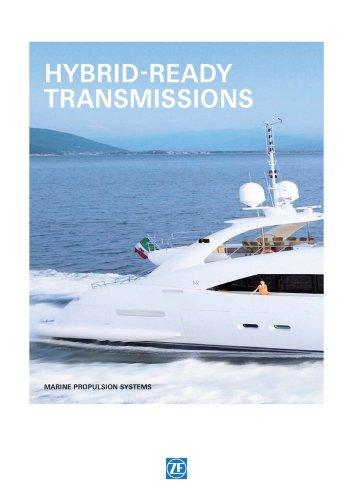 HYBRID-READY TRANSMISSIONS