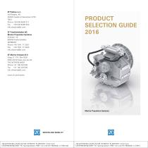 Product Selection Guide 2016 - 1