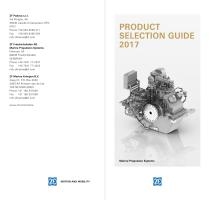 Product Selection Guide 2017 - 1