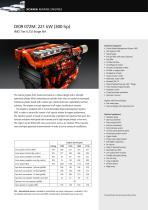 DI09 072M. 221 kW (300 hp)