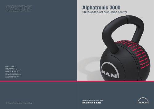 Alphatronic 3000 PCS