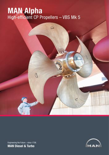 CP Propeller Mk.5 (New Generation)