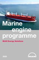 Marine engine programme