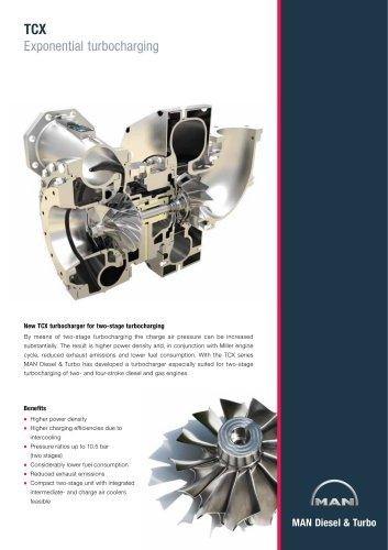 TCX - Exponential Turbocharging