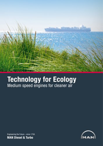 Technology for Ecology